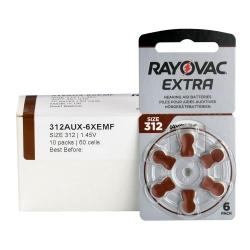 312 - RAYOVAC EXTRA