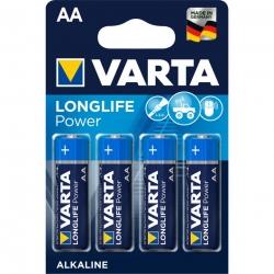 AA - VARTA High Energy/LONGLIFE Power ALKALINE - LR6 - 1,5V