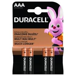 AAA - DURACELL ALKALINE - LR03 - 1,5V