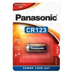 CR123 - PANASONIC - 3V