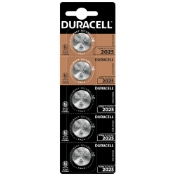 CR2025 - DURACELL - DL2025 - 3V