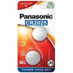 CR2025 - PANASONIC - 3V