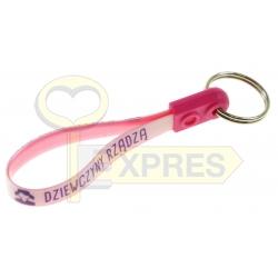 Key ring on the belt - Dziewczyny rządzą