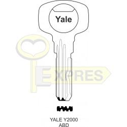 YALE Y2000 ABD