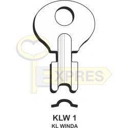KLW1 lift key