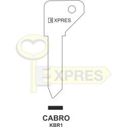 KBR1 CABRO