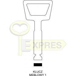 Furniture key 1
