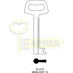 Furniture key 10