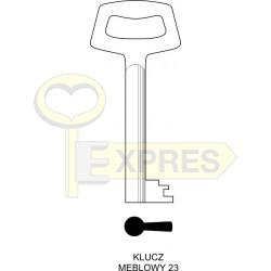 Furniture key 23
