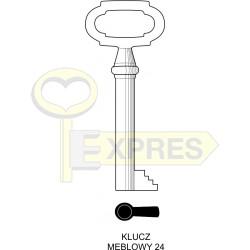 Furniture key 24