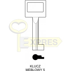 Furniture key 5