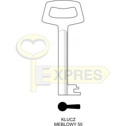 Furniture key 55