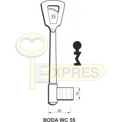 Boda WC 55
