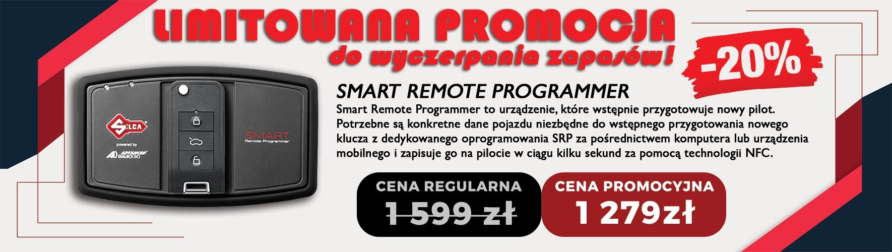 Smart Remote Programmer