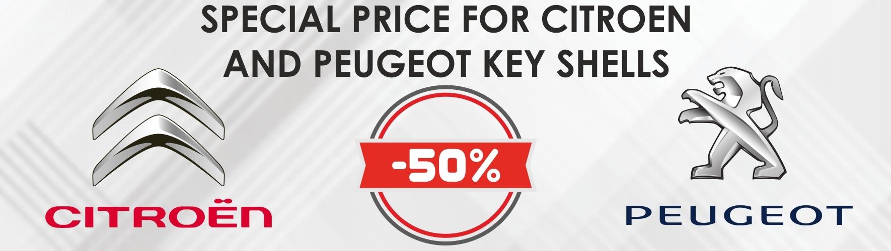 Promotions Citroen Peugeot