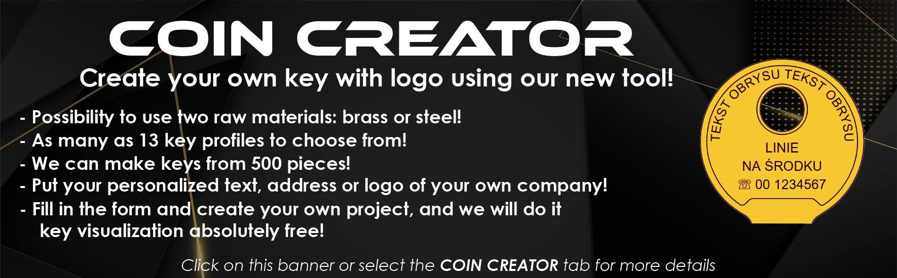 Coin Creator