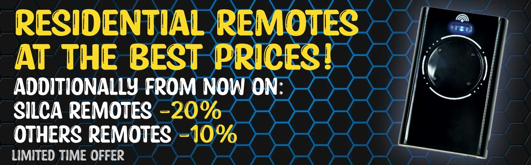 Residential Remotes